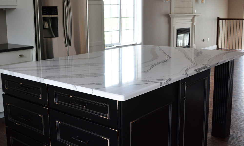 kitchen cabinets countertops corbel renovation